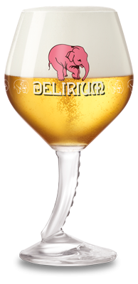 delirium tremens glass new